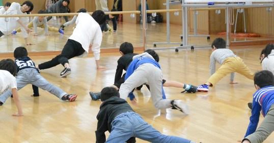 ブレイクダンス教室