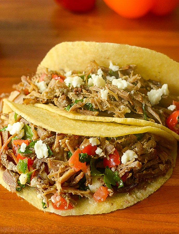 Best Carnitas Taco; You'll Be Thrilled At The Taste
