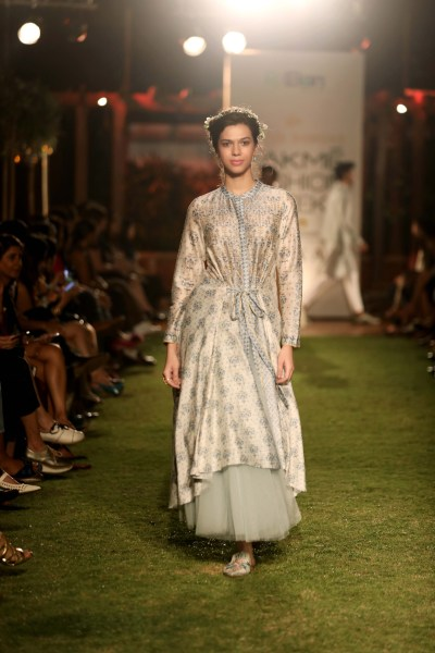 Lakme fashion week Summer Resort 2018 Key trends   f trend Anita Dongre  songs of Summer