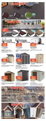 Lowe S Weekly Flyer Weekly Free Free Free May 9 15 Redflagdeals Com