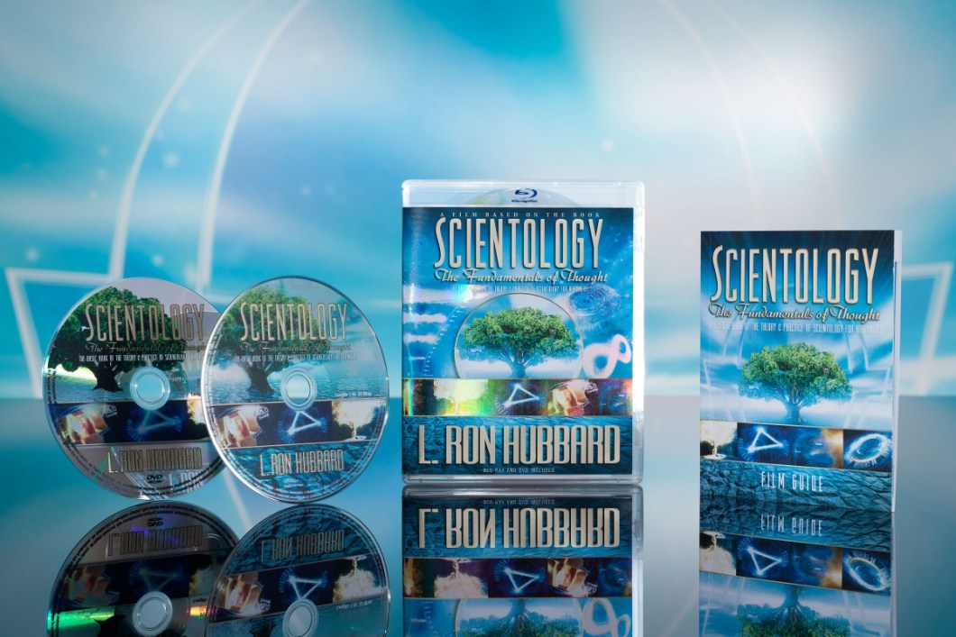Scientology course materials are available all over the world. They do not come cheap.