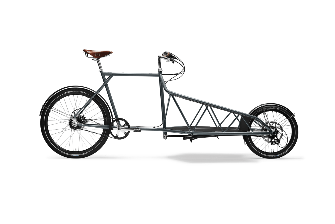 Elian Cycles - Handcrafted Cargobikes