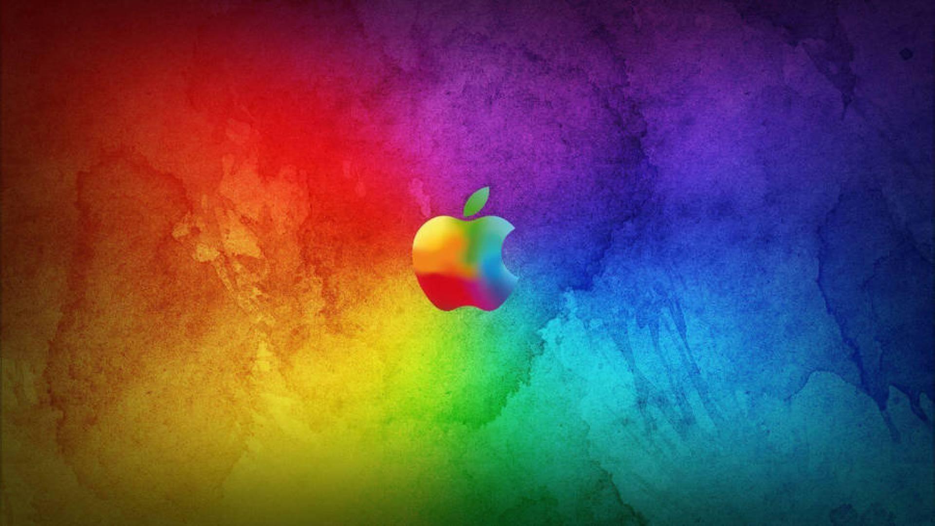 colorful apple mac - wallpaper #35954