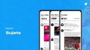 Twitter déploie les Sujets en français: ce qu'il faut savoir
