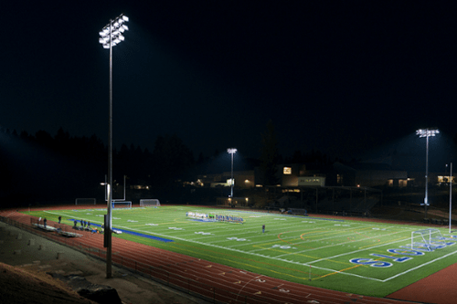 upgrade your field with led sports lighting