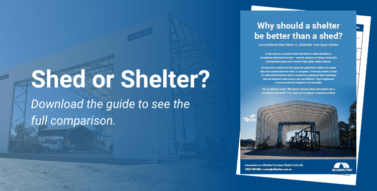 Shed or Shelter? Download the guide.