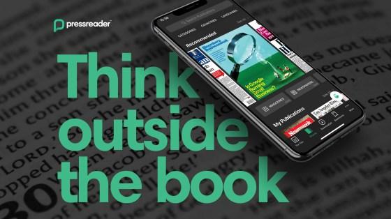 thinkoutsidethebook