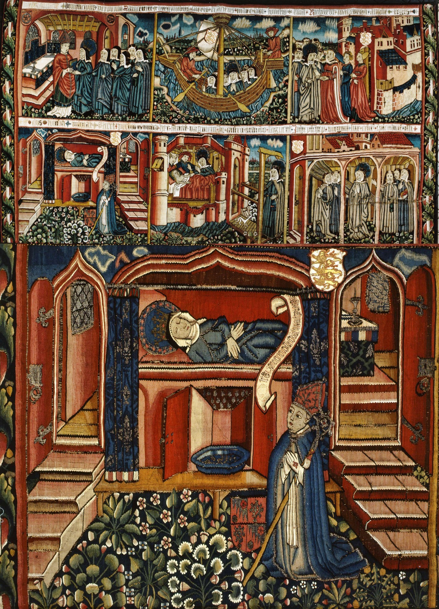 Nuns Textiles And Reform In The Middle Ages Mittelalter
