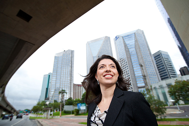 Suzana Cardozo, do Hotel Hilton, desenvolve plano de mobilidade para os funcionários que começam na empresa