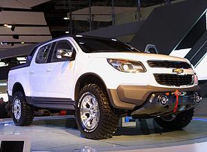 Chevrolet Colorado Rally Concept revela sucessão da S10