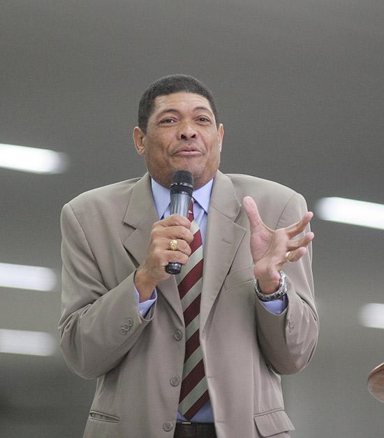 Valdemiro Santiago, líder da Igreja Mundial