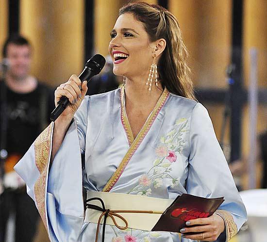 """A atriz e apresentadora Fernanda Lima em """"Amor e Sexo"""""""