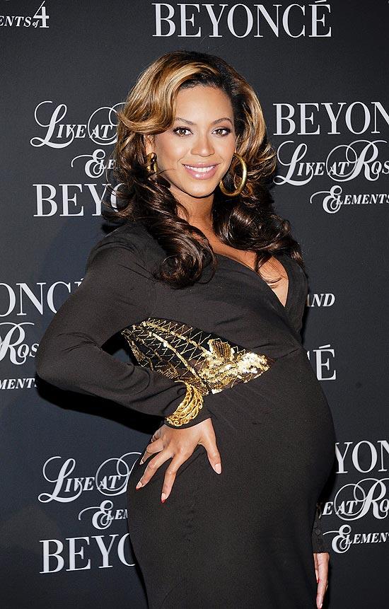 Beyoncé continua grávida