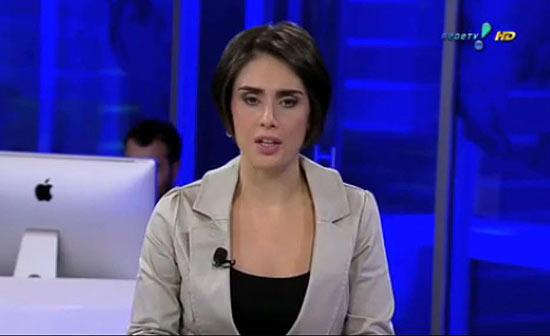 """Rita Lisauskas, do """"RedeTV! News"""""""