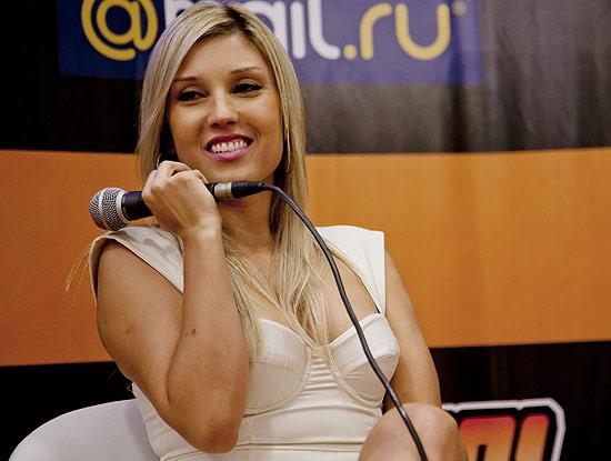 A apresentadora Pietra Principe quer R$ 300 mil para posar nua