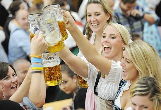 Mulheres bebem mais após casamento