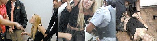 Dominada por policiais, ex-escrivã tem calça arrancada durante revista na delegacia de Parelheiros