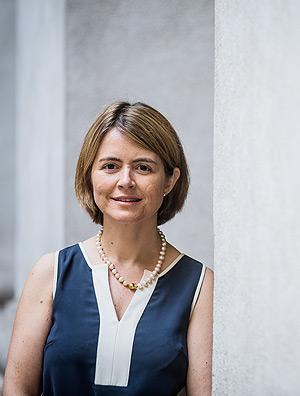 Relatora das Nações Unidas para a questão da água, Catarina de Albuquerque