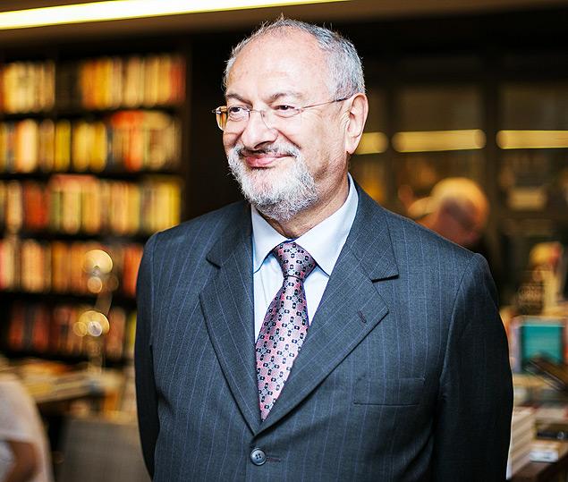 José Renato Nalini, 69, presidente do TJ de São Paulo