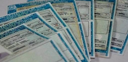 Carteiras de habilitação vencidas agora poderão ser usadas como documento de identificação