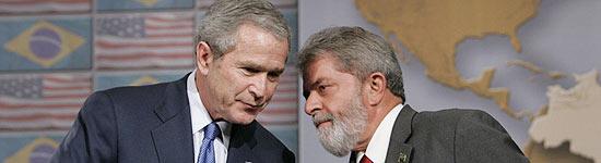Bush defende ampliação do consumo de álcool para reduzir dependência da gasolina; confira o memorando