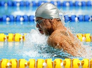 Felipe França participa de prova no Rio