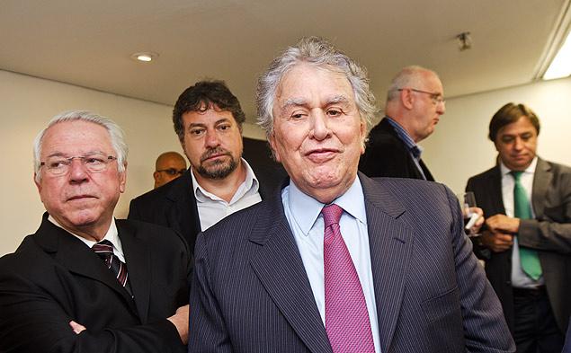 O presidente do São Paulo, Juvenal Juvêncio, diz que ninguém irá querer ver os jogos dos clubes