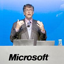 Bill Gates deixou o dia-a-dia daquela que é a maior companhia de software do mundo