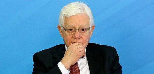 O ministro da Secretaria-Geral da Presidência da República, Moreira Franco