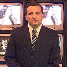 Cabrini foi preso na última terça-feira; jornalista foi libertado na noite de hoje