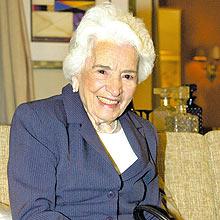 Atriz Carmem Silva morreu aos 92 anos nesta segunda-feira em Porto Alegre