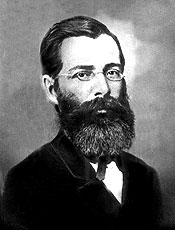 O escritor José de Alencar