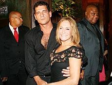 Marcelo Silva e Susana Vieira quando ainda eram casados; Ana Maria Braga xingou Silva