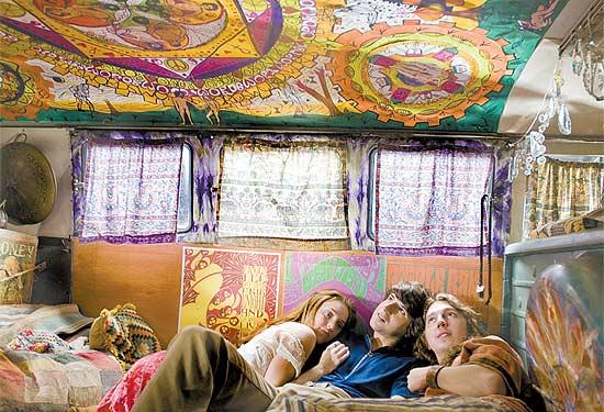 """Cena do filme """"Aconteceu em Woodstock"""", dirigido por Ang Lee, que concorreu no festival de Cannes e chega aos cinemas brasileiros em janeiro"""