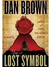 """Capa de """"O Símbolo Perdido"""", novo romance do escritor Dan Brown"""