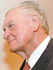 Herbert Richers em foto de 2000; empresário morreu hoje, aos 86 anos