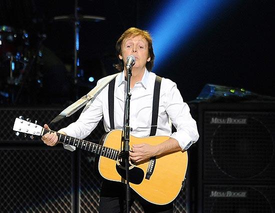 Paul McCartney vai se apresentar no México em maio