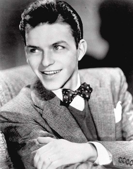 Frank Sinatra em foto de 1943