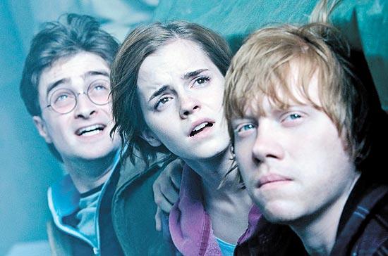 """Cena do filme """"Harry Potter e as Relíquias da Morte: Parte 2"""", que estreou nesta sexta-feira e bateu recorde"""