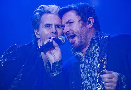 Depois de se apresentar no SWU, Duran Duran (foto) volta ao Brasil para show no Credicard Hall (zona sul de SP) nesta quarta (2)