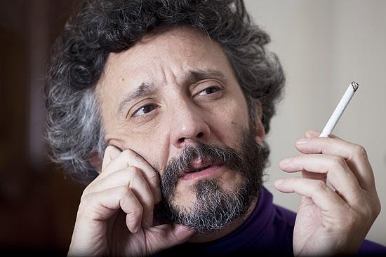 O músico argentino Fito Paez, que lançou recentemente