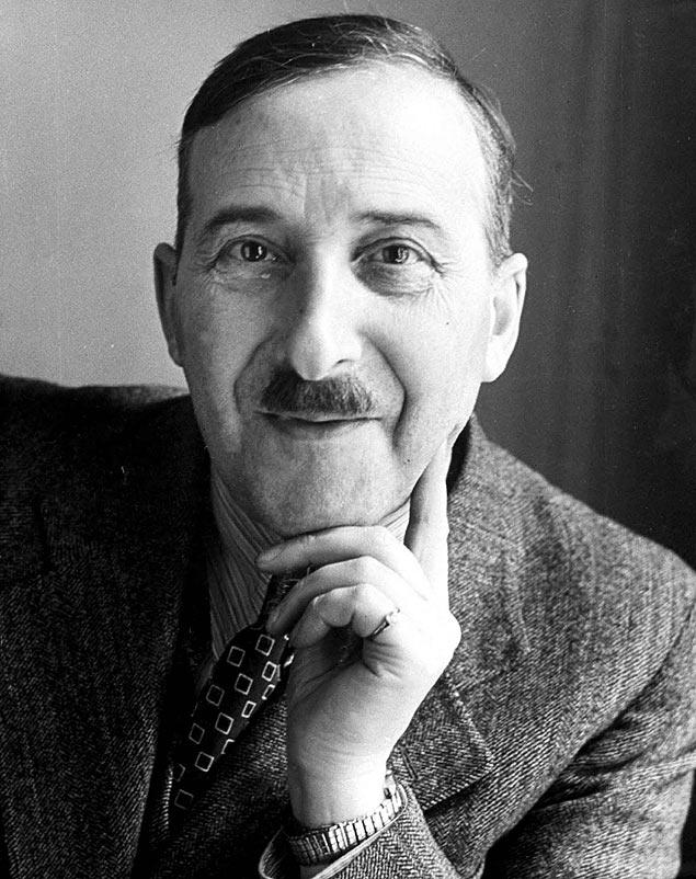A história da vida de Stefan Zweig vai muito além de seu suicídio -  22/06/2014 - Ilustríssima - Folha de S.Paulo