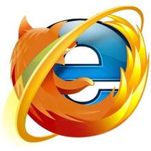 Navegador Firefox ultrapassou o indice de 20% de participação no mercado; IE lidera