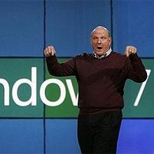 """Após fiasco do Vista, Steve Ballmer diz que """"Windows 7 será o melhor de todos"""""""