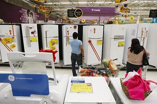Loja do Wallmart na zona oeste de São Paulo