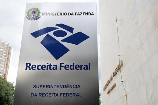 BRASILIA, DF, BRASIL 08-03-2012, 15h30: Predio da Receita Federal no Setor de Autarquia Sul. (Foto: Sergio Lima/Folhapress PODER) FOTOS PARA FOLHAPRESS.