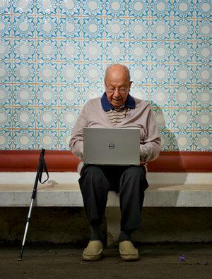 Fernando Penteado Cardoso, engenheiro agrônomo, que tem 102 anos