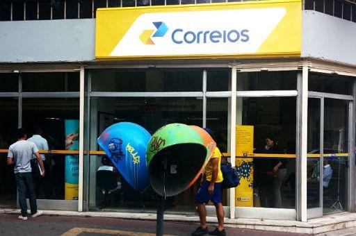 Brasília - DF, 06/05/2014 - Os Correios apresentam ao Brasil sua nova marca.