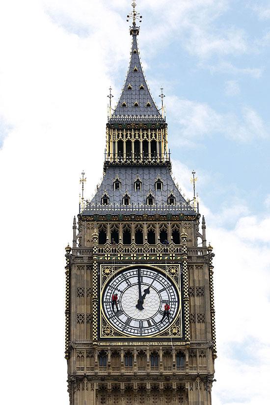 Relógio do Palácio de Westminster, conhecido como Big Ben, será Elizabeth Tower