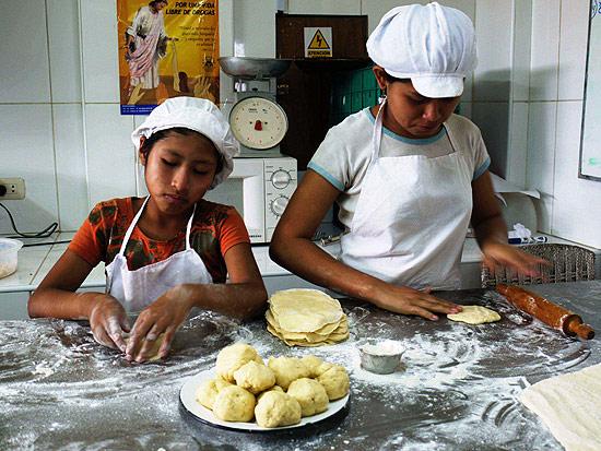 Sindicatos infantis' defendem direito de crianças ao trabalho